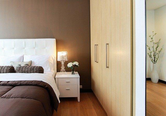 verbouwen en inrichten slaapkamer
